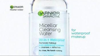 Garnier Micellar Cleansing Water TV Spot, 'Your Skin Deserves Better' - Thumbnail 5