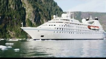 Windstar Cruises TV Spot, 'See Alaska' - Thumbnail 10