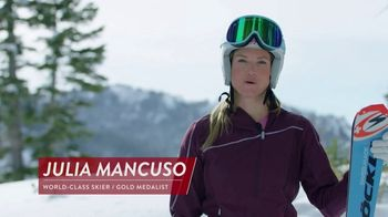 US Forest Service TV Spot, 'FIS Ski World Cup: Squaw Valley' Featuring Julia Mancuso - Thumbnail 10
