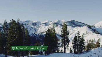 US Forest Service TV Spot, 'FIS Ski World Cup: Squaw Valley' Featuring Julia Mancuso - Thumbnail 8