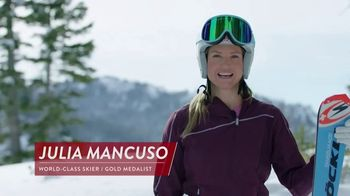 US Forest Service TV Spot, 'FIS Ski World Cup: Squaw Valley' Featuring Julia Mancuso - Thumbnail 9