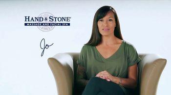 Hand and Stone TV Spot, 'Customer Testimonial: Jo: $59.95' - Thumbnail 9