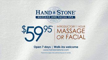 Hand and Stone TV Spot, 'Customer Testimonial: Jo: $59.95' - Thumbnail 6