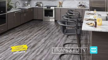 Lumber Liquidators Waterproof Flooring TV Spot, 'Worry-Proof: 20 Percent Off' - Thumbnail 5