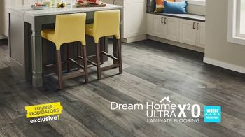 Lumber Liquidators Waterproof Flooring TV Spot, 'Worry-Proof: 20 Percent Off' - Thumbnail 6