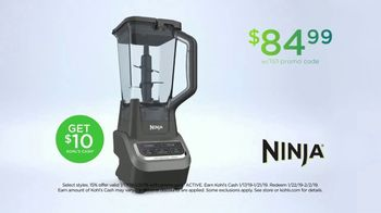 Kohl's TV Spot, 'Stack the Savings: Active Wear, Shoes and Blenders' - Thumbnail 8