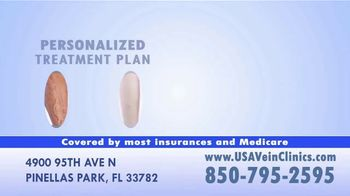 USA Vein Clinics TV Spot, 'Don't Delay Your Visit' - Thumbnail 7