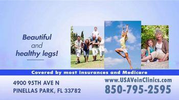 USA Vein Clinics TV Spot, 'Don't Delay Your Visit' - Thumbnail 9