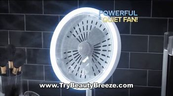 Beauty Breeze TV Spot, 'Lighted Mirror' - Thumbnail 3