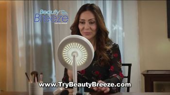 Beauty Breeze TV Spot, 'Lighted Mirror' - Thumbnail 5