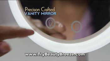 Beauty Breeze TV Spot, 'Lighted Mirror' - Thumbnail 6