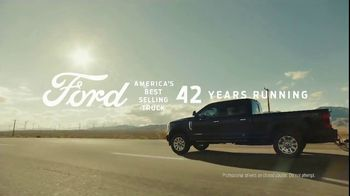 Ford TV Spot, 'Built Ford Tough' Song by Jerry Reed [T1]