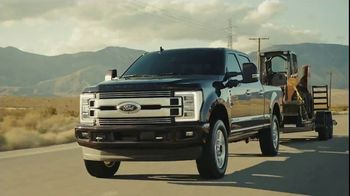 Ford TV Spot, 'Built Ford Tough' Song by Jerry Reed [T1] - Thumbnail 3