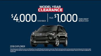 Ford Model Year Clearance TV Spot, 'Get a Ford: 115 Years' Song by The Heavy [T2] - Thumbnail 8