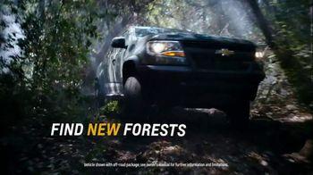 2019 Chevrolet Colorado TV Spot, 'New Terrain' [T2]