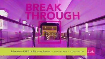 TLC Vision TV Spot, 'Break Out of the Box' - Thumbnail 8