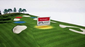 Aon TV Spot, 'PGA Tour: Risk Reward Challenge' - Thumbnail 4
