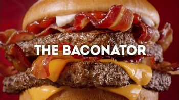 Wendy's Baconator TV Spot, 'Doordash: Without Moving a Muscle' - Thumbnail 5