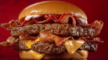 Wendy's Baconator TV Spot, 'Doordash: Without Moving a Muscle' - Thumbnail 7
