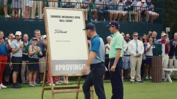 Titleist TV Spot, 'There's Your Proof' Featuring Bubba Watson - Thumbnail 2