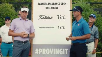 Titleist TV Spot, 'There's Your Proof' Featuring Bubba Watson - Thumbnail 8