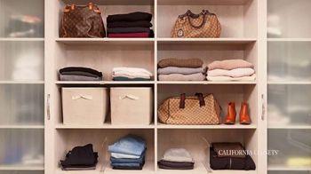 California Closets TV Spot, 'Gurjeet and Justin: 15% Off'