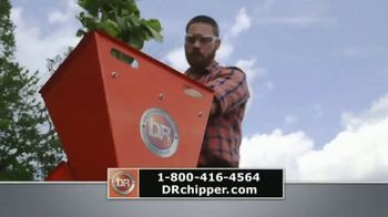 DR Power Equipment Chipper Shredder TV Spot, 'Factory Direct'