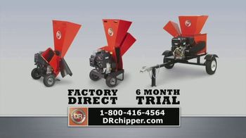 DR Power Equipment Chipper Shredder TV Spot, 'Factory Direct' - Thumbnail 7