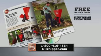 DR Power Equipment Chipper Shredder TV Spot, 'Factory Direct' - Thumbnail 8