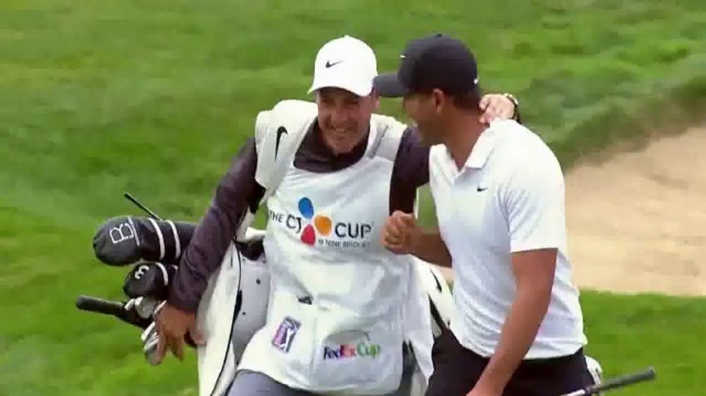 PGA TOUR TV Commercial, '2019 FedEx Cup: Where You Want to Be'