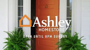 Ashley HomeStore Super After Hours Event TV Spot, 'Sunday Only' - Thumbnail 2