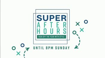 Ashley HomeStore Super After Hours Event TV Spot, 'Sunday Only' - Thumbnail 4