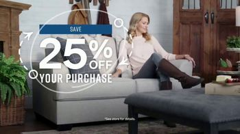 Ashley HomeStore Super After Hours Event TV Spot, 'Sunday Only' - Thumbnail 7