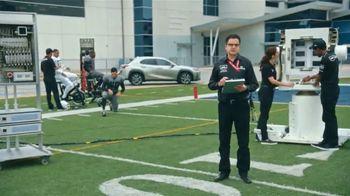 Lexus UX TV Spot, 'Quarterback Safety System+' Featuring Matt Leinart [T1] - Thumbnail 2