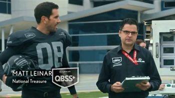 Lexus UX TV Spot, 'Quarterback Safety System+' Featuring Matt Leinart [T1] - Thumbnail 5