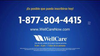 WellCare Health Plans Medicare Advantage TV Spot, 'Más cobertura' [Spanish] - Thumbnail 6