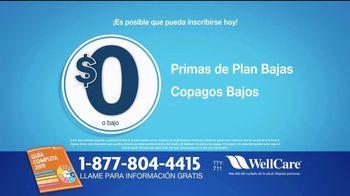 WellCare Health Plans Medicare Advantage TV Spot, 'Más cobertura' [Spanish] - Thumbnail 3