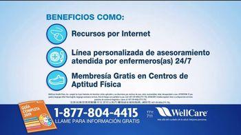 WellCare Health Plans Medicare Advantage TV Spot, 'Más cobertura' [Spanish] - Thumbnail 4