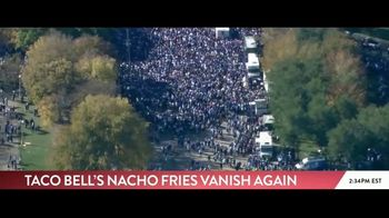 Taco Bell Nacho Fries TV Spot, \'Retrieval: Official Trailer\' Featuring James Marsden