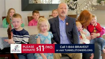 Stephen Siller Tunnel to Towers Foundation TV Spot, 'Mortgage-Free Homes for Fallen Military'