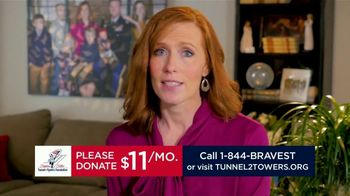Stephen Siller Tunnel to Towers Foundation TV Spot, 'Mortgage-Free Homes for Fallen Military' - Thumbnail 9