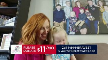 Stephen Siller Tunnel to Towers Foundation TV Spot, 'Mortgage-Free Homes for Fallen Military' - Thumbnail 7