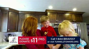 Stephen Siller Tunnel to Towers Foundation TV Spot, 'Mortgage-Free Homes for Fallen Military' - Thumbnail 8