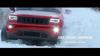 Jeep Owner Appreciation Month TV Spot, 'Agree to Disagree: In the Snow' Song by Carrollton [T2]