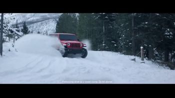 Jeep Owner Appreciation Month TV Spot, 'Agree to Disagree: In the Snow' Song by Carrollton [T2] - Thumbnail 1