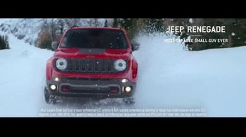 Jeep Owner Appreciation Month TV Spot, 'Agree to Disagree: In the Snow' Song by Carrollton [T2] - Thumbnail 4