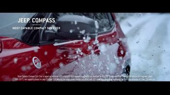 Jeep Owner Appreciation Month TV Spot, 'Agree to Disagree: In the Snow' Song by Carrollton [T2] - Thumbnail 5