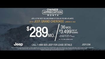 Jeep Owner Appreciation Month TV Spot, 'Agree to Disagree: In the Snow' Song by Carrollton [T2] - Thumbnail 6