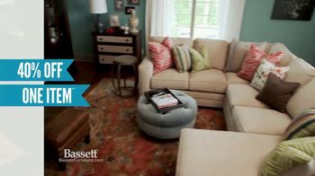 Bassett January Super Sale TV Spot, 'One Item' - Thumbnail 4
