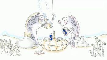 Red Bull TV Spot, 'Fish Date' - 14436 commercial airings